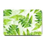Fern Leaves Small Doormat  24 x16 Door Mat - 1