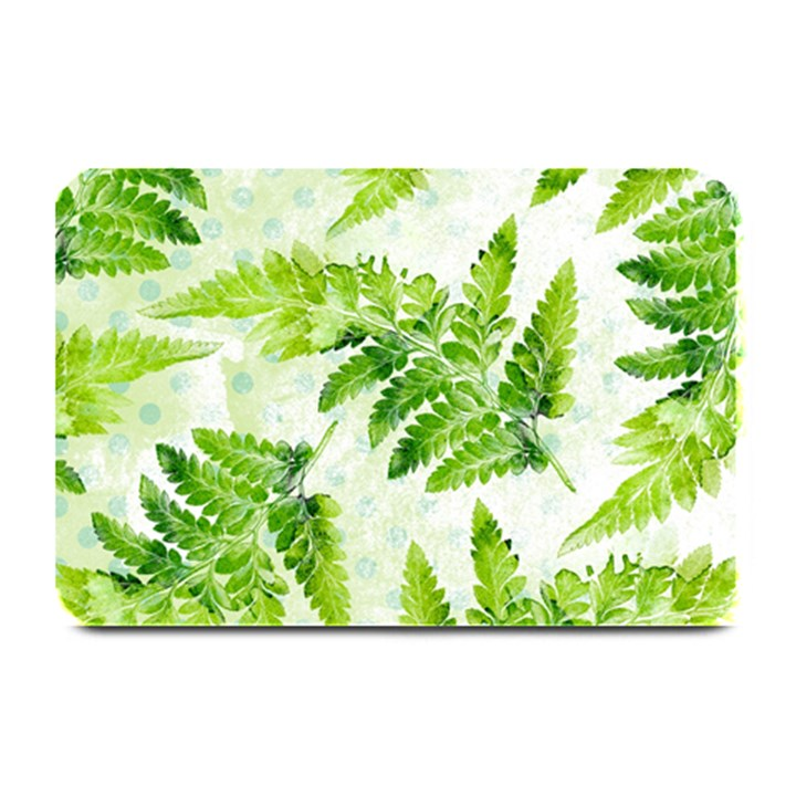 Fern Leaves Plate Mats