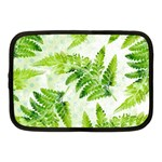 Fern Leaves Netbook Case (Medium)  Front