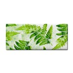 Fern Leaves Hand Towel Front