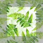 Fern Leaves Mini Canvas 4  x 4  4  x 4  x 0.875  Stretched Canvas