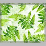 Fern Leaves Canvas 24  x 20  24  x 20  x 0.875  Stretched Canvas
