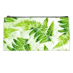 Fern Leaves Pencil Cases Front