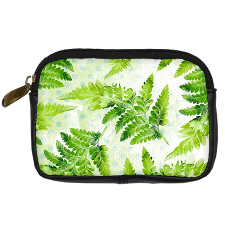 Fern Leaves Digital Camera Cases