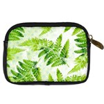 Fern Leaves Digital Camera Cases Back