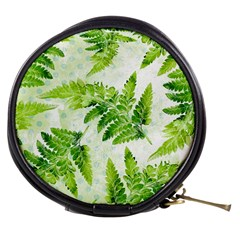 Fern Leaves Mini Makeup Bags