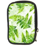 Fern Leaves Compact Camera Cases Front