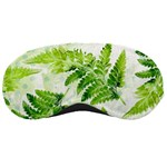 Fern Leaves Sleeping Masks Front
