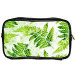 Fern Leaves Toiletries Bags 2-Side Front
