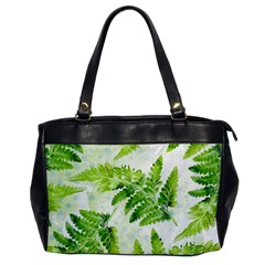 Fern Leaves Office Handbags