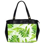 Fern Leaves Office Handbags (2 Sides)  Front