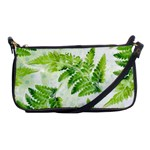 Fern Leaves Shoulder Clutch Bags Front