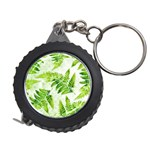 Fern Leaves Measuring Tapes Front
