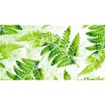 Fern Leaves Magic Photo Cubes Long Side 1