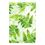 Fern Leaves Shower Curtain 48  x 72  (Small)  42.18 x64.8 Curtain