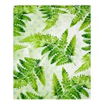 Fern Leaves Shower Curtain 60  x 72  (Medium)  60 x72 Curtain