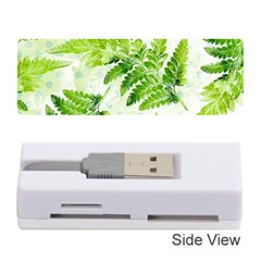 Fern Leaves Memory Card Reader (Stick)