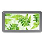 Fern Leaves Memory Card Reader (Mini) Front