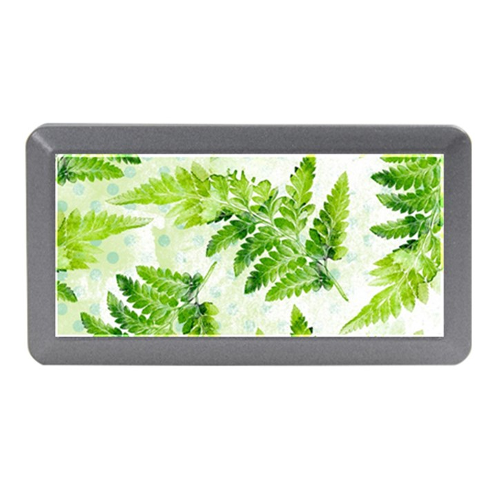 Fern Leaves Memory Card Reader (Mini)