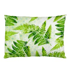 Fern Leaves Pillow Case (Two Sides)
