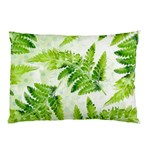Fern Leaves Pillow Case (Two Sides) Back