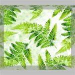 Fern Leaves Deluxe Canvas 24  x 20   24  x 20  x 1.5  Stretched Canvas