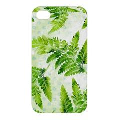 Fern Leaves Apple iPhone 4/4S Hardshell Case