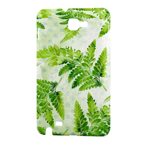 Fern Leaves Samsung Galaxy Note 1 Hardshell Case