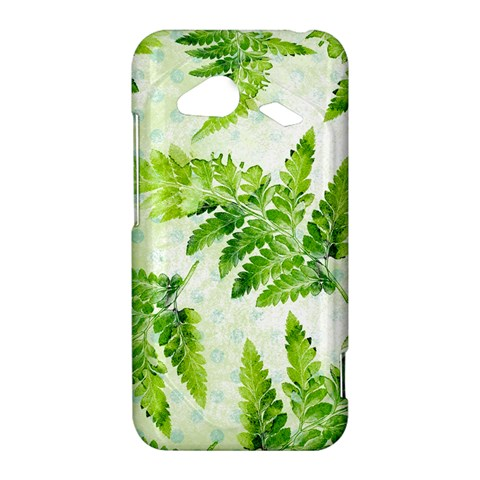 Fern Leaves HTC Droid Incredible 4G LTE Hardshell Case