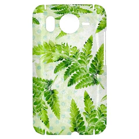 Fern Leaves HTC Desire HD Hardshell Case