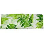 Fern Leaves Body Pillow Case Dakimakura (Two Sides) Back