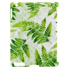Fern Leaves Apple iPad 2 Hardshell Case (Compatible with Smart Cover)