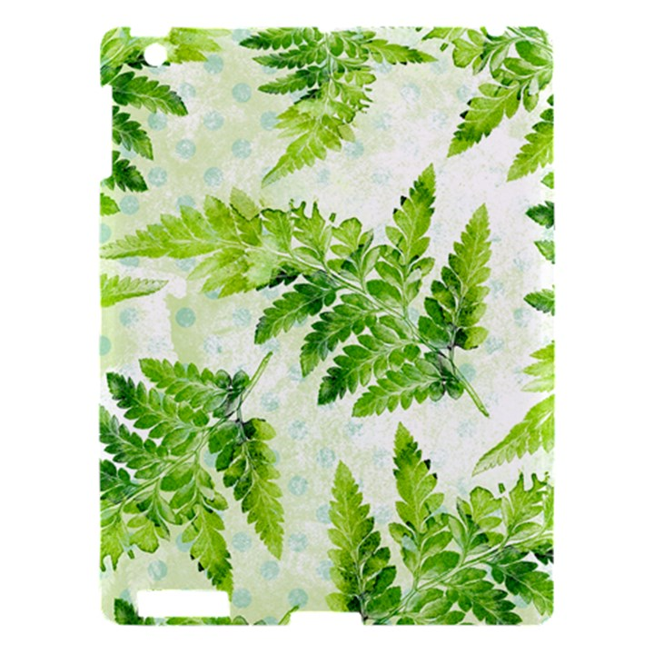 Fern Leaves Apple iPad 3/4 Hardshell Case