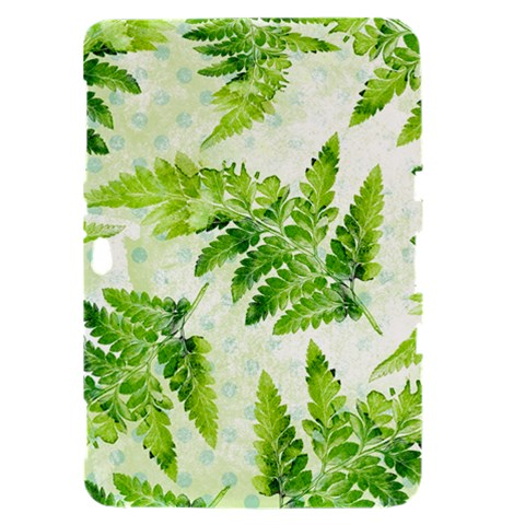 Fern Leaves Samsung Galaxy Tab 8.9  P7300 Hardshell Case