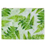 Fern Leaves Cosmetic Bag (XXL)  Front