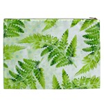 Fern Leaves Cosmetic Bag (XXL)  Back
