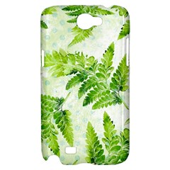 Fern Leaves Samsung Galaxy Note 2 Hardshell Case