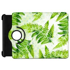 Fern Leaves Kindle Fire HD Flip 360 Case