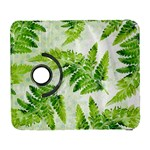 Fern Leaves Samsung Galaxy S  III Flip 360 Case Front