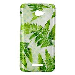 Fern Leaves HTC Butterfly X920E Hardshell Case