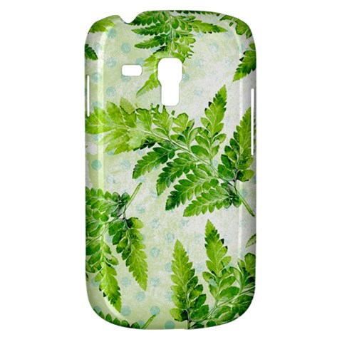 Fern Leaves Samsung Galaxy S3 MINI I8190 Hardshell Case