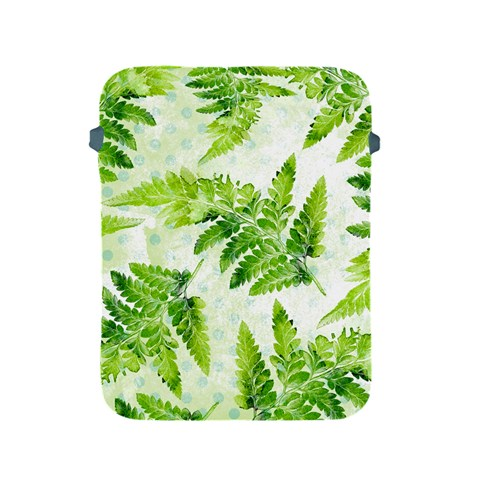 Fern Leaves Apple iPad 2/3/4 Protective Soft Cases