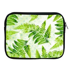 Fern Leaves Apple iPad 2/3/4 Zipper Cases