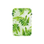 Fern Leaves Apple iPad Mini Protective Soft Cases Front