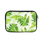 Fern Leaves Apple iPad Mini Zipper Cases Front