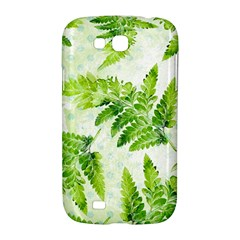 Fern Leaves Samsung Galaxy Grand GT-I9128 Hardshell Case