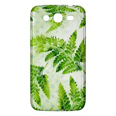 Fern Leaves Samsung Galaxy Mega 5.8 I9152 Hardshell Case