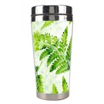 Fern Leaves Stainless Steel Travel Tumblers Center