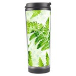 Fern Leaves Travel Tumbler Center
