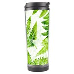 Fern Leaves Travel Tumbler Right
